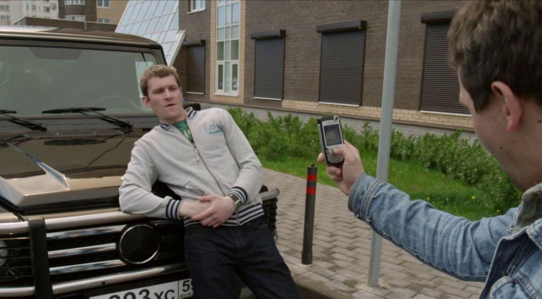 Внедорожник играет важную роль в сериале: в одном из сезонов, к примеру, его пытается продать Колян