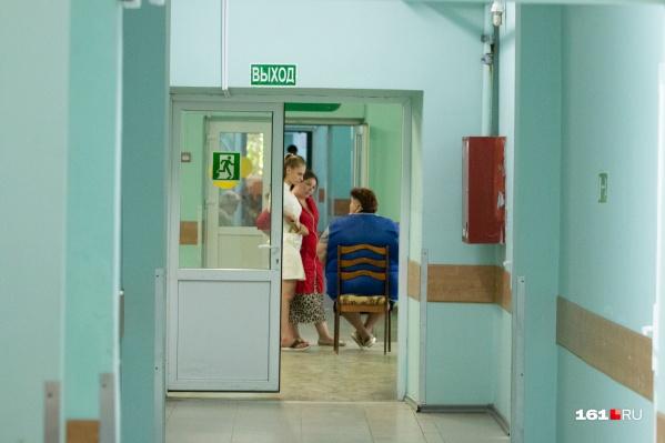 Число людей, попавших в больницу из-за ОРВИ, на Дону составило почти 3% от населения