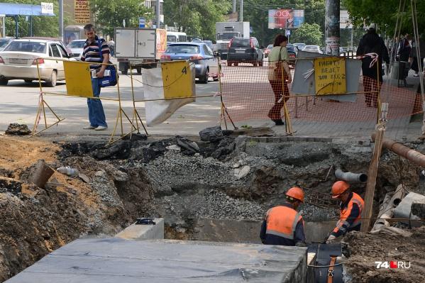 В дни саммитов ШОС и БРИКС, которые придутся на это лето, раскопки в Челябинске прекратят