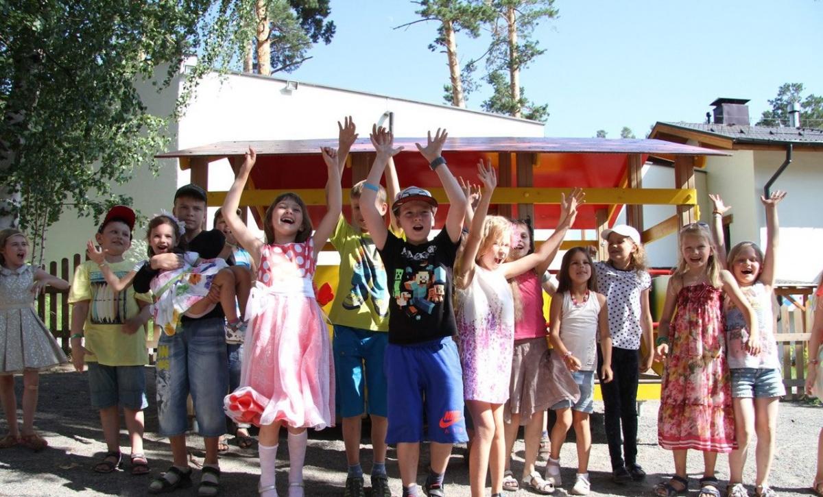 Новосибирские дети смогут на один день попасть в лагерьбесплатно