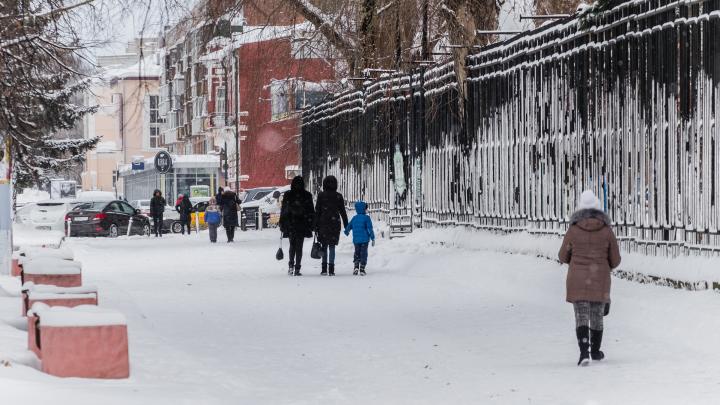 Осадки и оттепель: синоптики рассказали о погоде в Прикамье на неделю