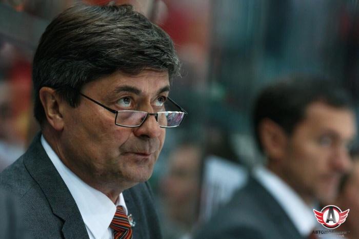Мартемьянов выступал за «Автомобилист» во времена игровой карьеры и работал тренером клуба в 2007–2009 и 2011–2012 годах