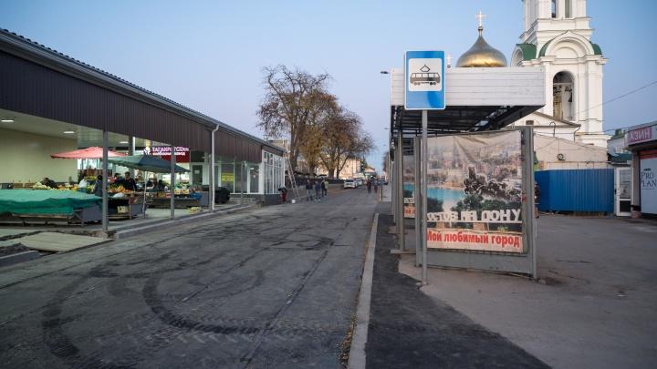 В Ростове провалили план посадки деревьев на улице Станиславского