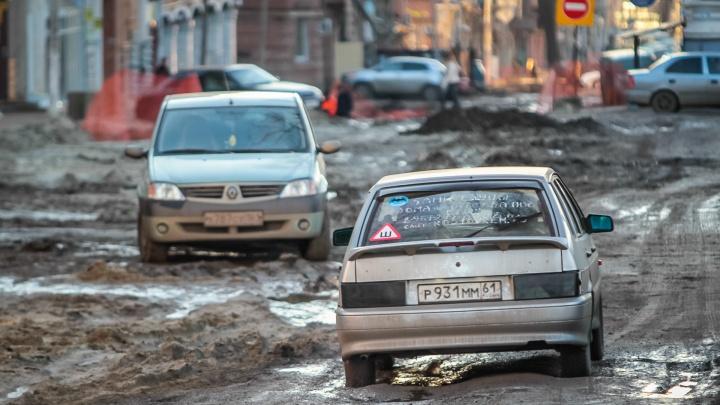 Власти в два раза увеличили сумму, которую в 2019 году потратят на ремонт донских дорог