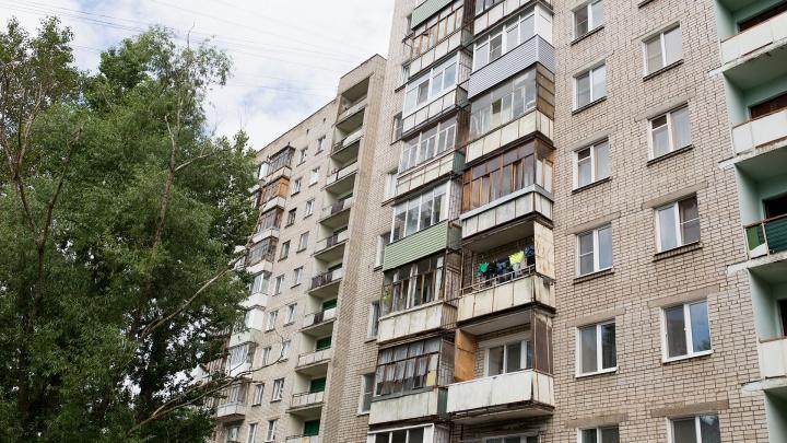 ЧП в Ярославской области: годовалая девочка выпала из окна. Ребёнок в реанимации