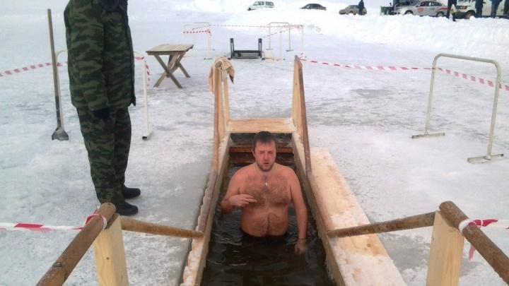 В мэрии Тольятти рассказали, где можно будет окунуться на Крещение в автограде