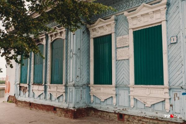 Действующий владелец заканчивает разработку проекта реставрации здания