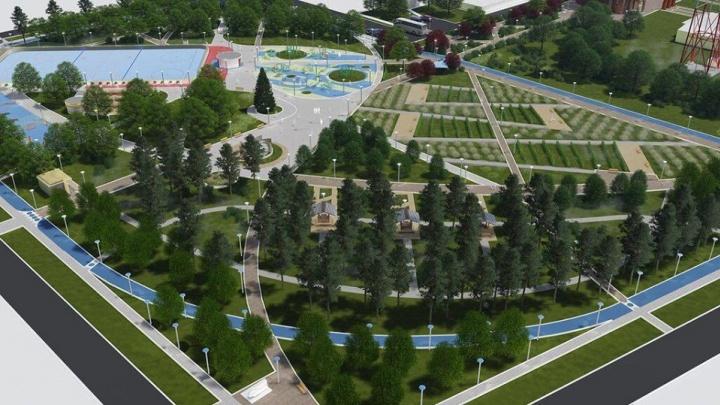 В хуторе Шаумяновском появится парк с армянским колоритом