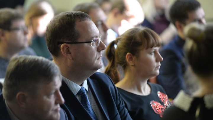 Бывший вице-мэр Екатеринбурга Алексей Кожемяко пошёл работать на завод