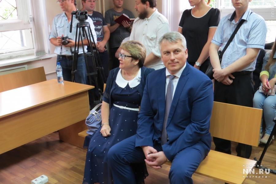Гособвинение просит оштрафовать сити-менеджера Нижнего Новгорода на100 тыс.