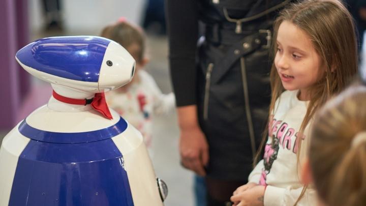 Учимся, играя: «Робополис» удивит не только роботами