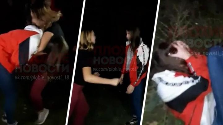 Не поделили парня: в Волгодонске школьница жестоко избила свою подругу