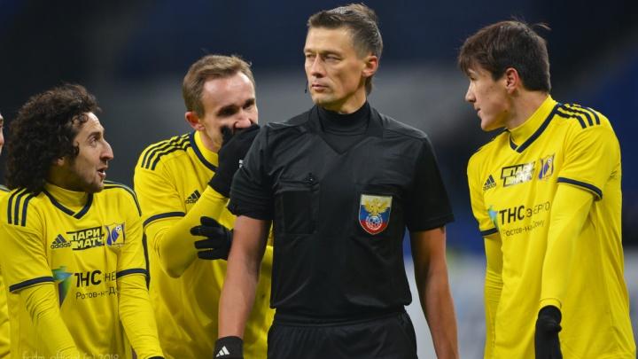 Глава департамента судейства РФС о матче «Динамо» — «Ростов»: все пенальти были назначены правильно