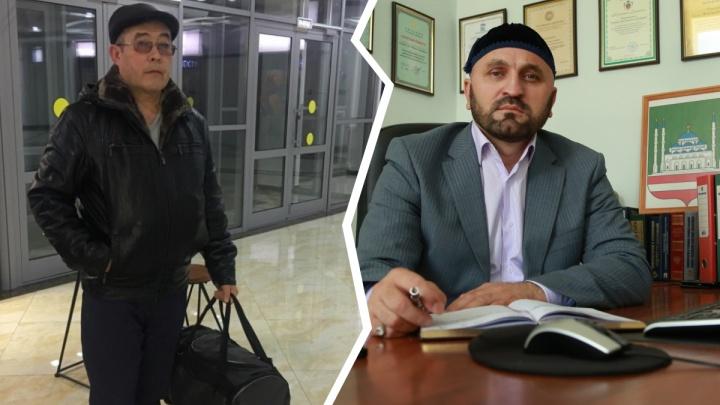 Отец Рамиля Шамсутдинова готовится к встрече в Москве с чеченскими адвокатами