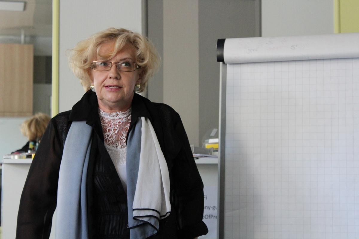 У Светланы Мишлановой за плечами 30-летний преподавательский стаж
