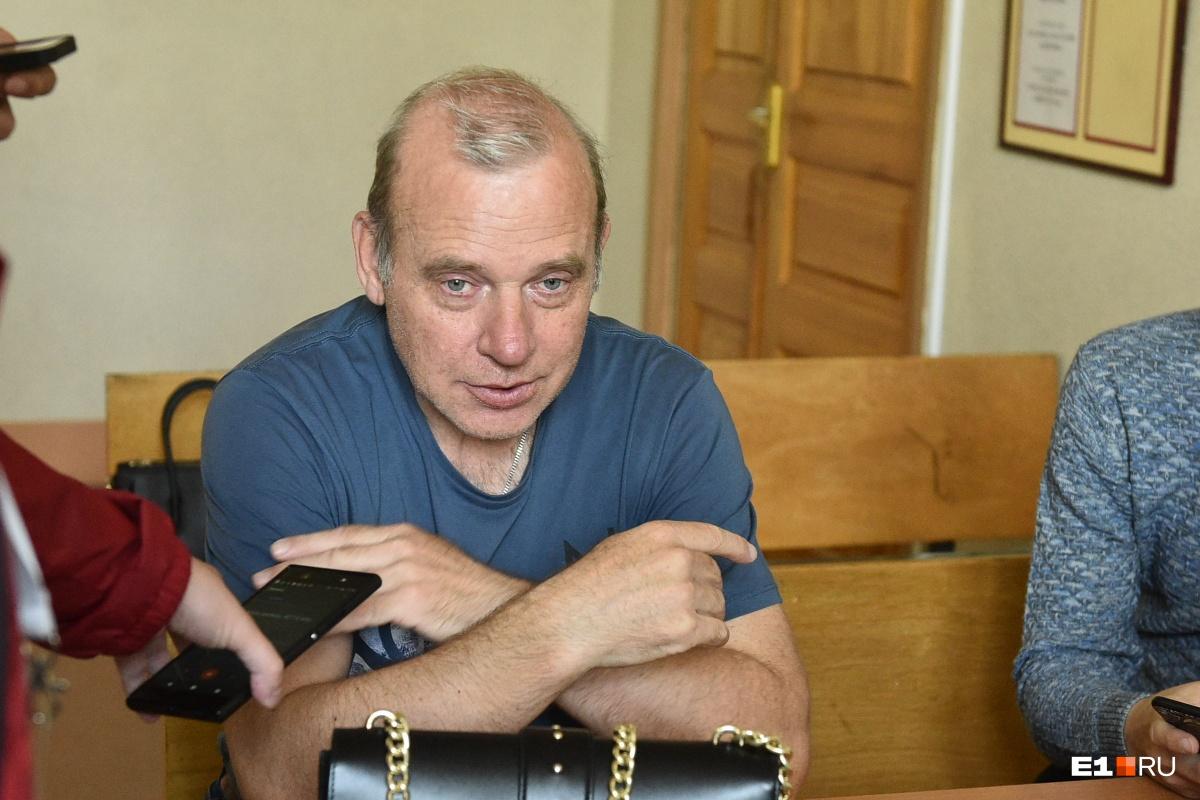 Отец Виталия Никифорова