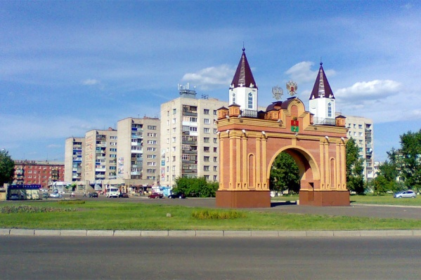 Достопримечательность в центре Канска, которую знает каждый, кто проезжал через город