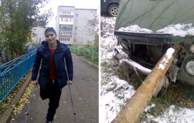 «Они говорят, что я был пьян»: Ufa1.ru выяснил подробности аварии на трассе в Башкирии