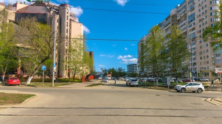 Чтобы не топило: для продления улицы XXII Партсъезда потребовались дополнительные исследования