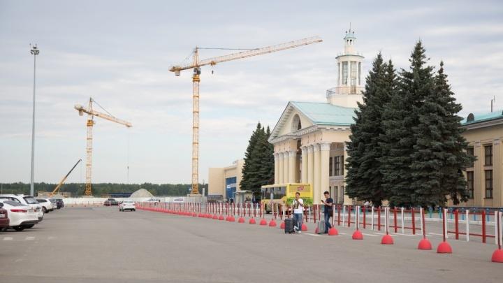 «Большинство— за»: челябинскому аэропорту выбрали имя