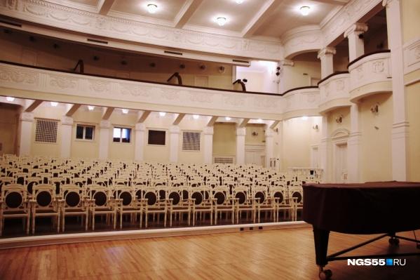 Омичам, которые купили билет на концерт в органном зале, не стоит волноваться — мероприятие состоится
