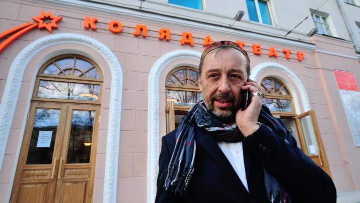 «Бандиты разрубили топорами нашу сцену»: Николай Коляда— о том, как в России губят театры