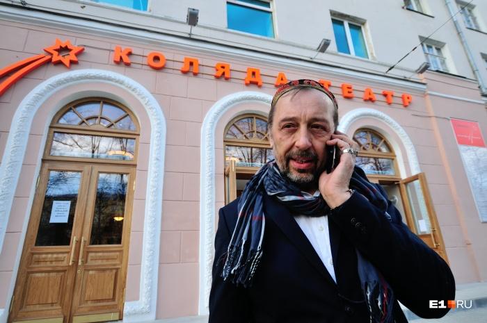 Николай Коляда правдиво высказался о Годе театра в России