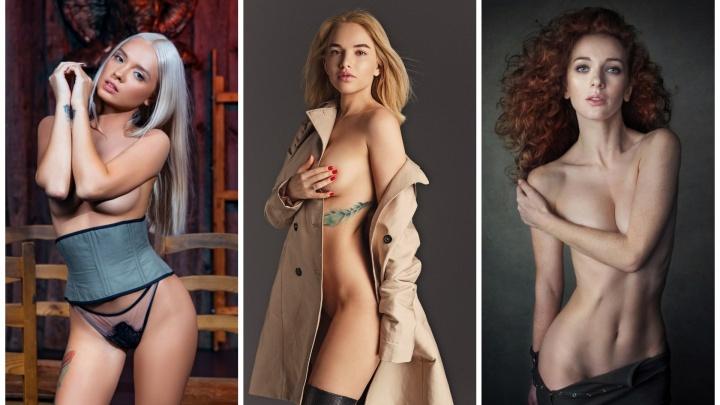 На любой вкус: 10 обнаженных красоток с Урала, засветившихся в журналах для мужчин