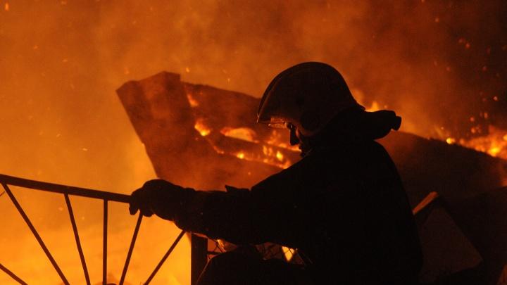 Двое мужчин заживо сгорели в здании религиозной организации