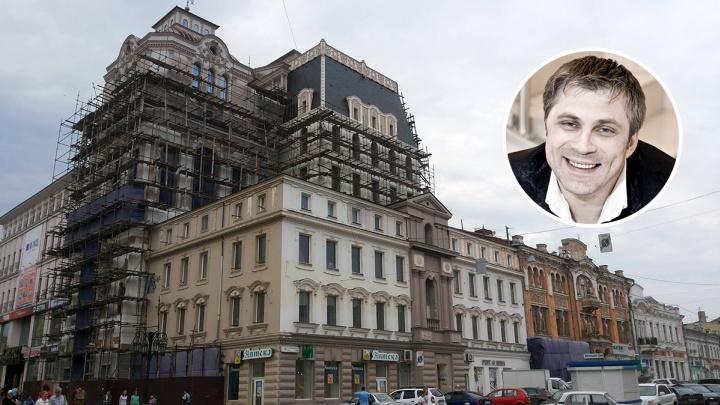 Родные строителя ТЦ на Ленинградской подозревают, что его убили