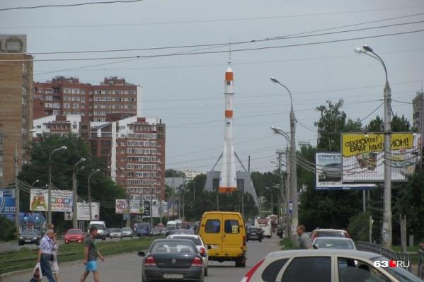 Тем, кто хотел воспользоваться дублером проспекта Ленина, стоит заранее выбрать пути объезда