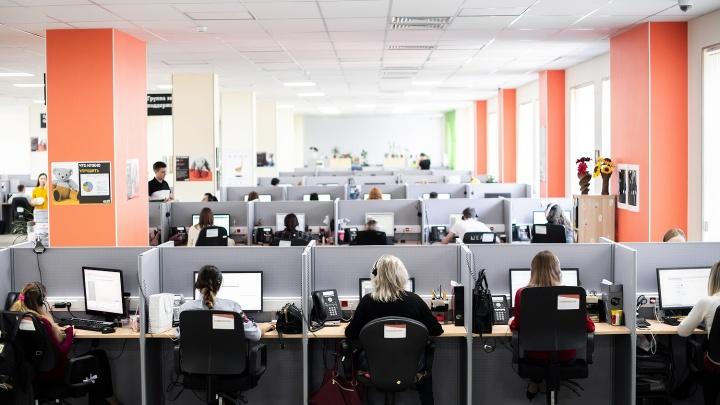 От оператора call-центра до начальника, или Каких высот можно добиться простому студенту в Ростове
