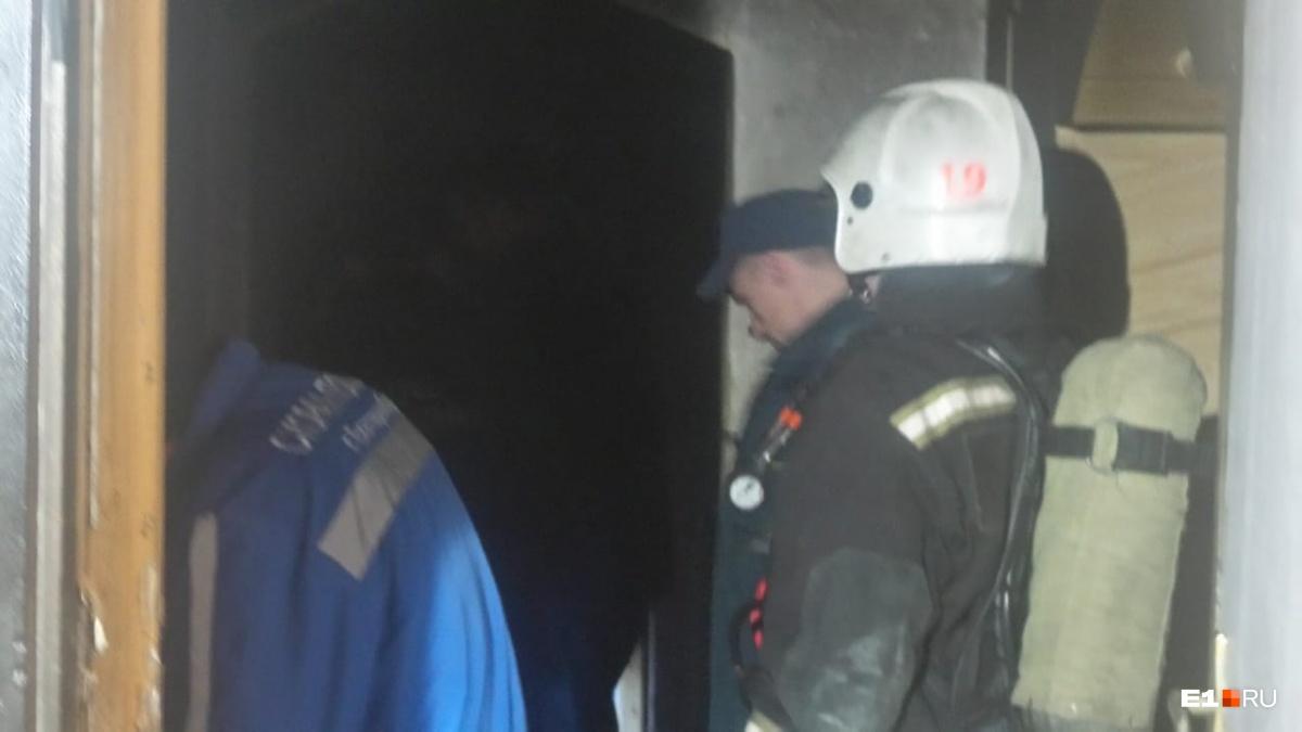 В квартире на Старой Сортировке загорелся холодильник, двое погибли