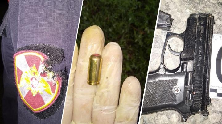 Тюменца, стрелявшего в росгвардейца, арестовали на два месяца