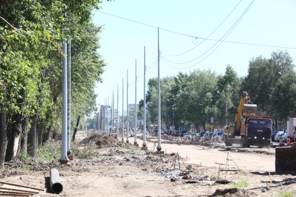 Общая стоимость работ составит 282 миллиона рублей, большая часть из которых выделена из областного дорожного фонда