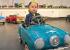 В субботу малыши устроят гонки на ретромашинах в центре Екатеринбурга