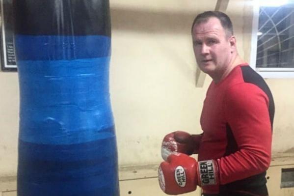 Кошаев — кандидат в мастера спорта по греко-римской борьбе и самбо