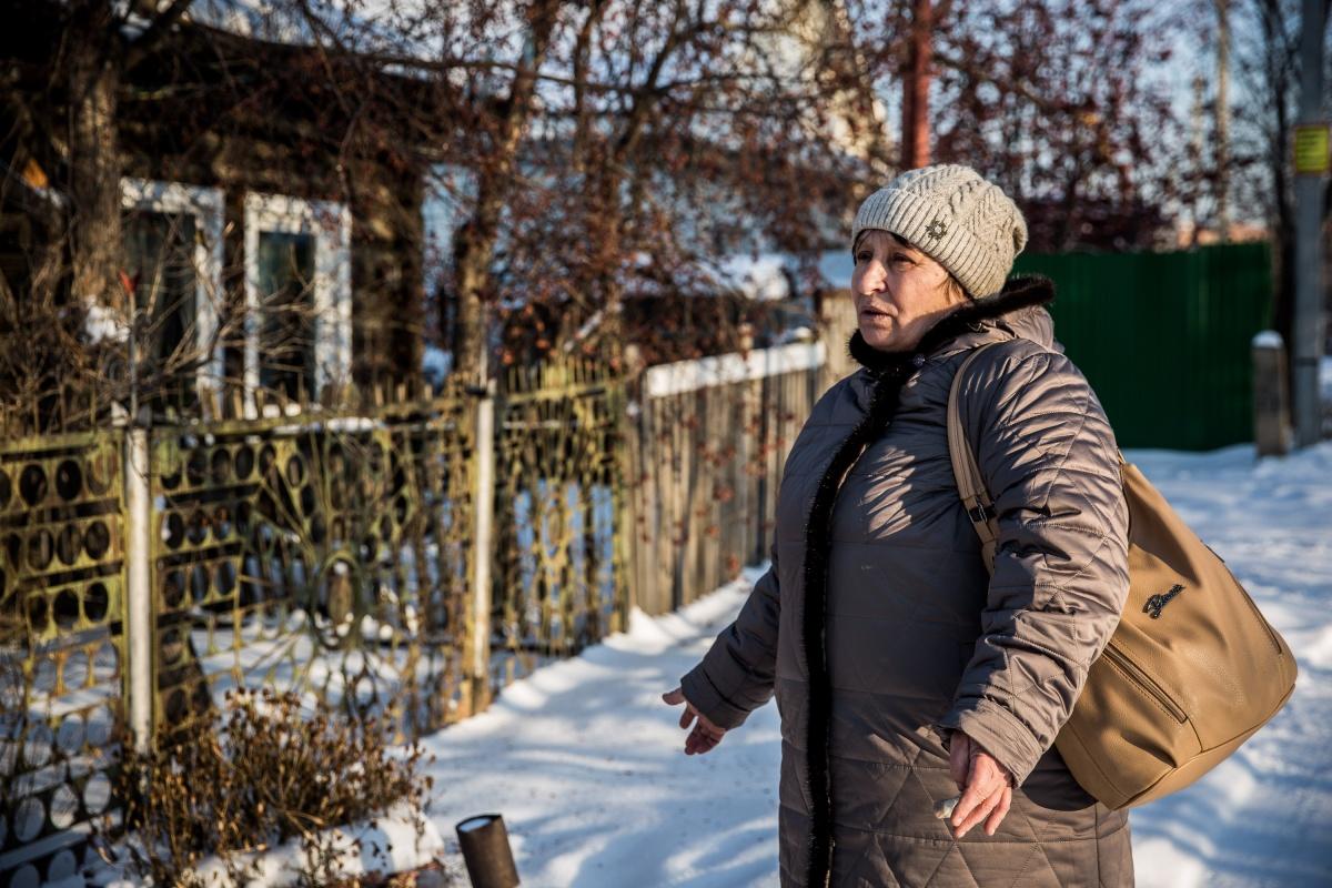 Дарья Владимировна посетовала, что несколько лет им не дают реконструировать дом