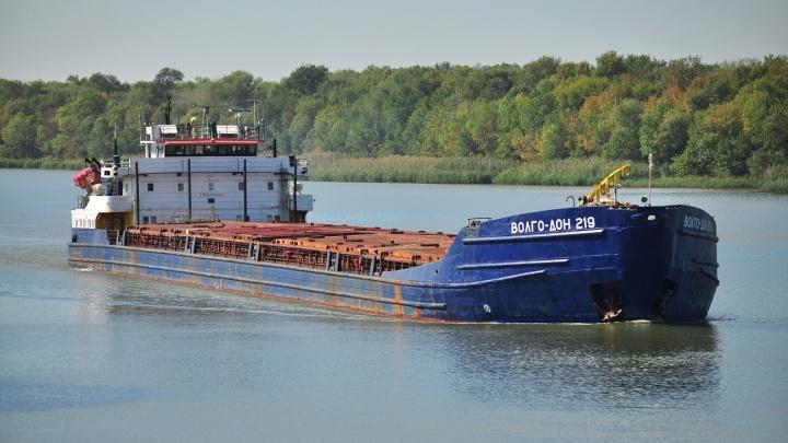 Капитан теплохода, столкнувшегося с танкером в Ростовской области, был пьян