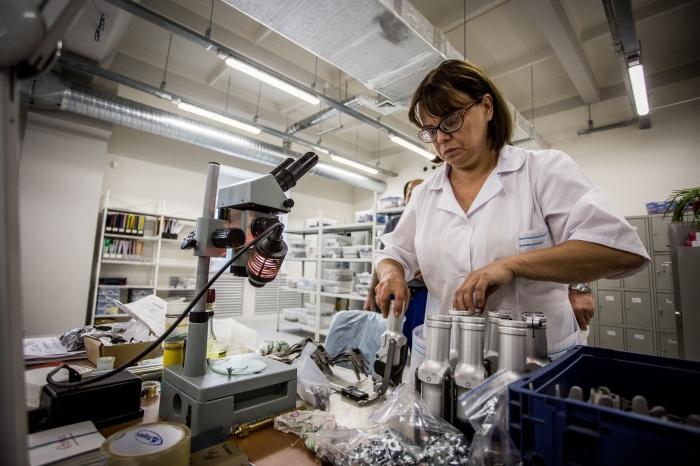 Со стороны Новосибирска в исследованиях принимает участие «Медицинский технопарк»