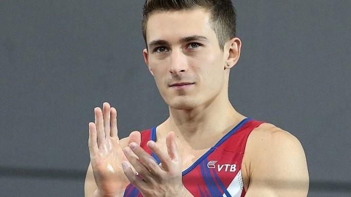 Давид Белявский завоевал вторую медаль на чемпионате мира по спортивной гимнастике