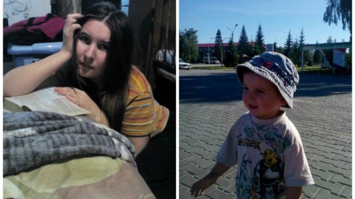 Дальнобойщик вернул пропавшую мать с ребёнком из Кургана в Новосибирск