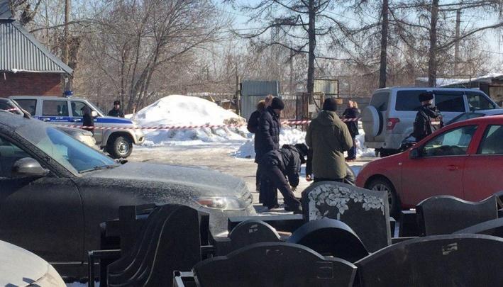 В Челябинске задержали подозреваемого в убийстве смотрителей на Успенском кладбище