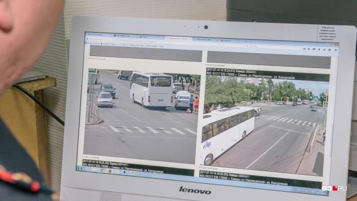 В ГИБДД признали ошибочную фиксацию камерами нарушений на самарских дорогах