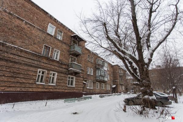 Данный квартал носит своё название из-за того, что был построен репрессированными немцами