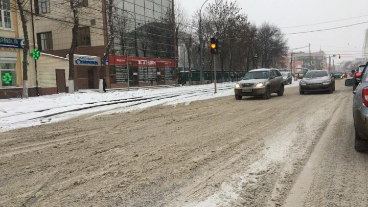 «Хочется отметить хорошую уборку»: на планёрке расхвалили мэра за чистые дороги