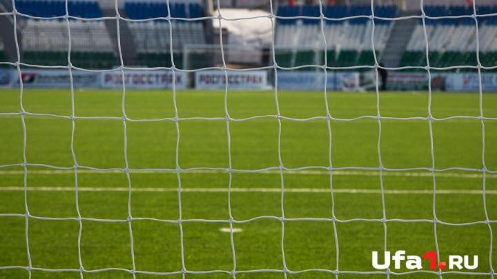 Футболисты «Уфы» до конца года лишились полузащитника