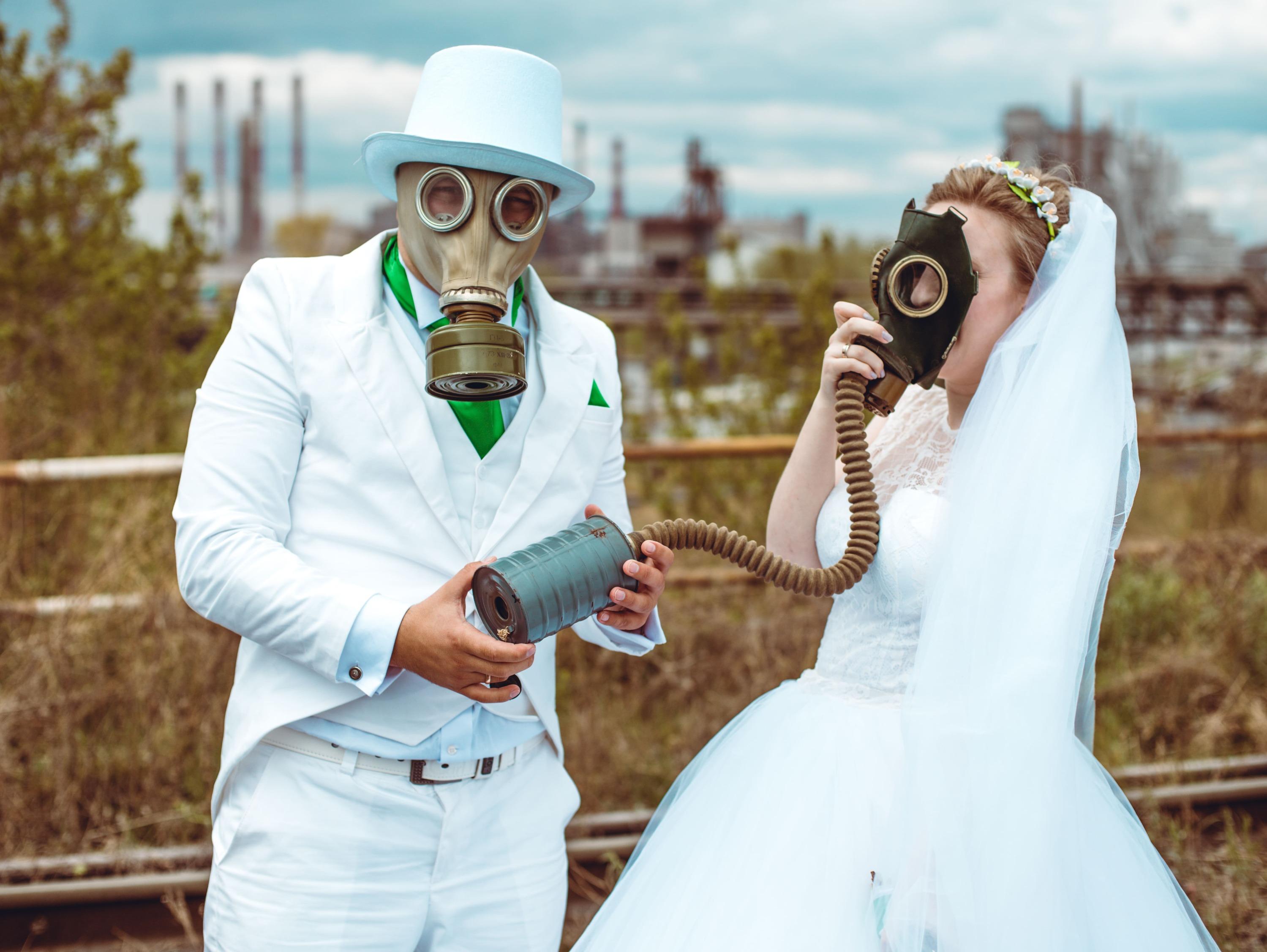посещения странные свадебные пары фото была легком