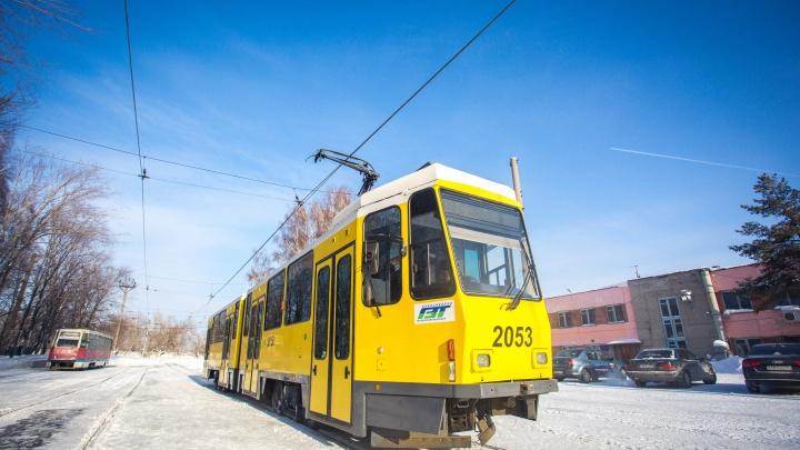 Дешевле, чем метро: новую трамвайную линию от «Золотой Нивы» оценили в 10 миллионов