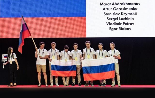 Выпускник челябинского лицея взял золото международной олимпиады по математике